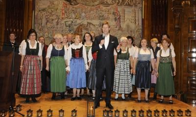05.12.2016 Weihnachtsfeier Club Tirol