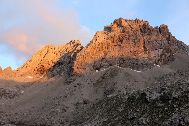 Karlsbaderhütte, Lienzer Dolomiten