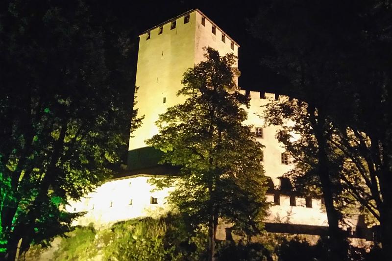 Lienz, Osttirol, Schloß Bruck