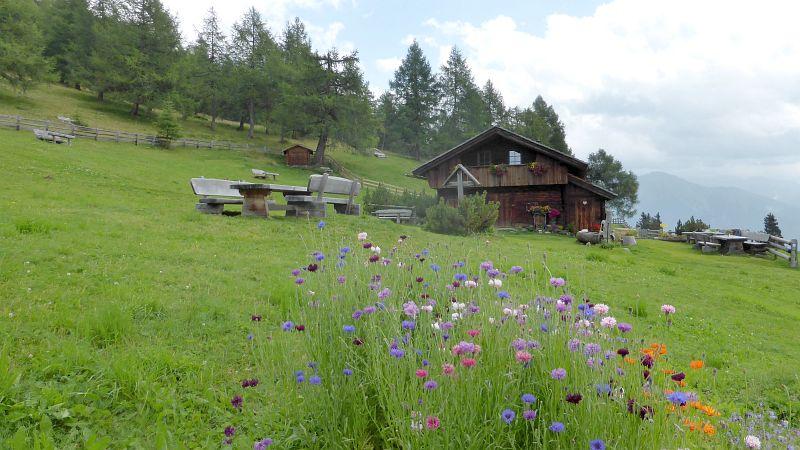 Gottschaunalm, Osttirol
