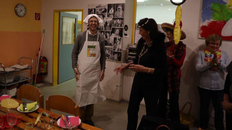 unser Chefkoch!
