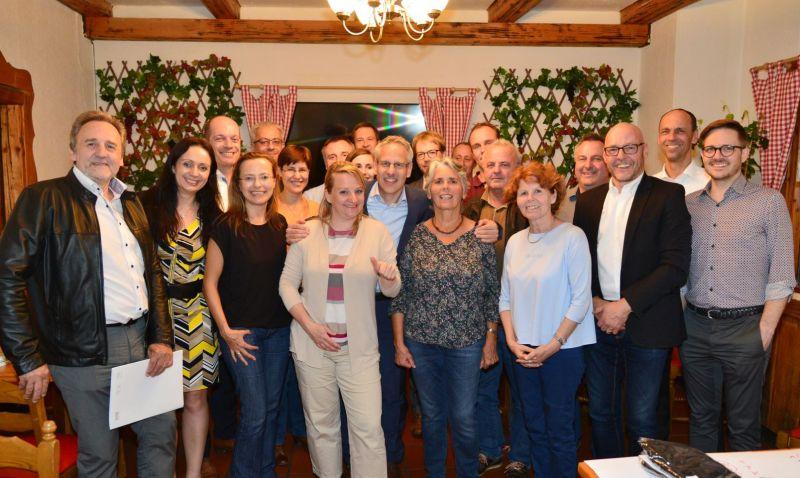 Watterturnier 2017: Bild Club Tirol