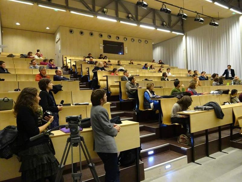 """Colloque international """"Archéologie des espaces artisanaux. Fouiller et comprendre les gestes des potiers"""", Université Rennes 2, 27 et 28 novembre 2014"""