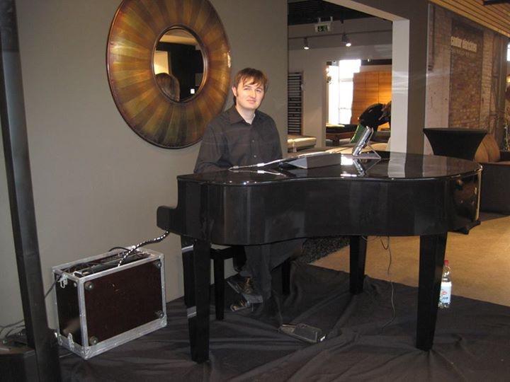 Pianist für Stuttgart und Umgebung