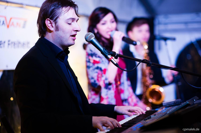 Profis Buchen Musikduo Musiktrio Musikband Hochzeitsband