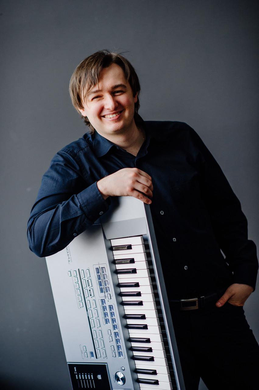 Alleinunterhalter und DJ Florian Geibel