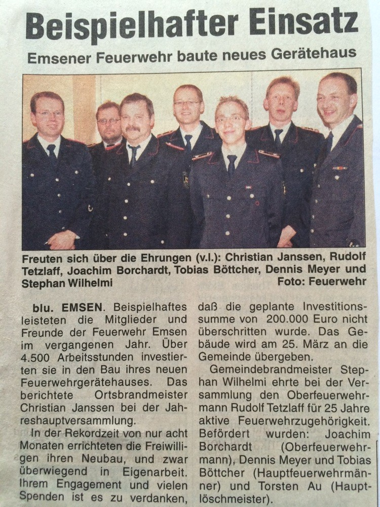 Wochenblatt 8.3.2006