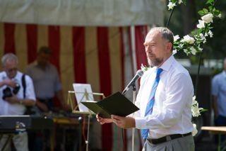 Pfarrer Andreas Folkers
