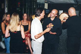 Checkpoint, Berlin, 2000