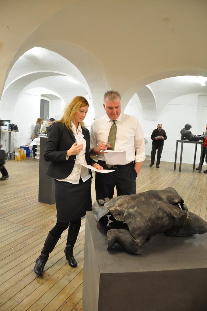 Kulturmodell, Passau, 2013