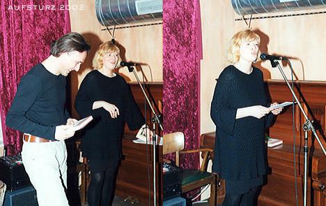 Aufsturz, Berlin, 2000