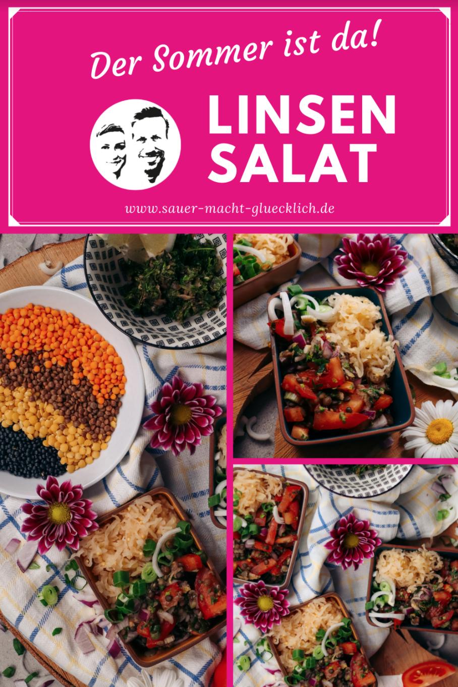 Der gesunde Sommer Salat - Ein schnelles Rezept mit orientalischem Flair