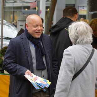 Guido Müller im Gespräch