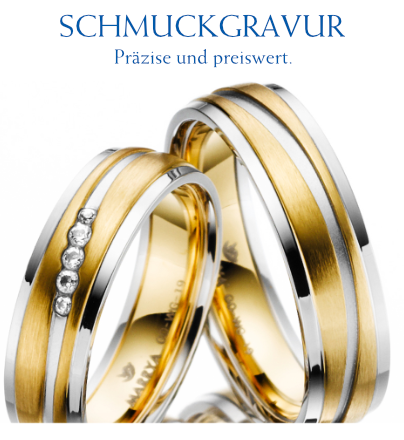 Schmuckgravur