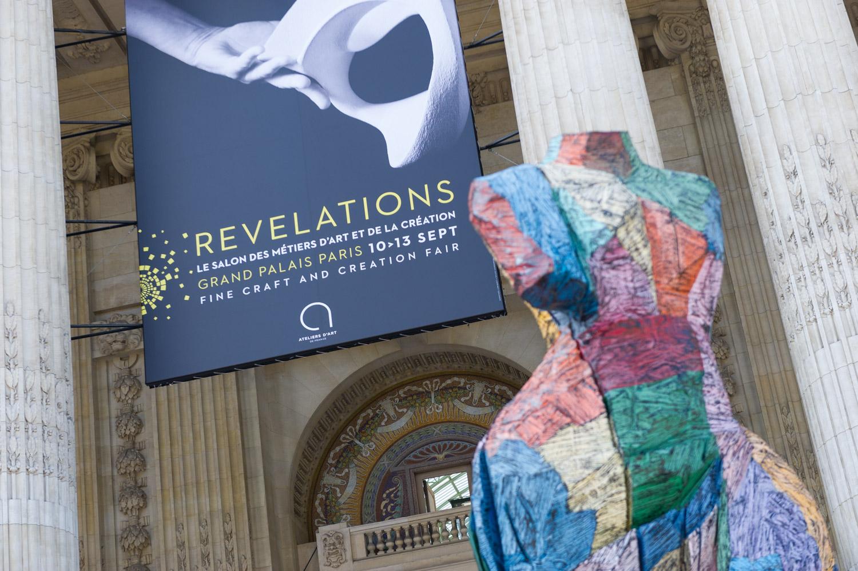 Révélations 2015 Grand Palais Paris