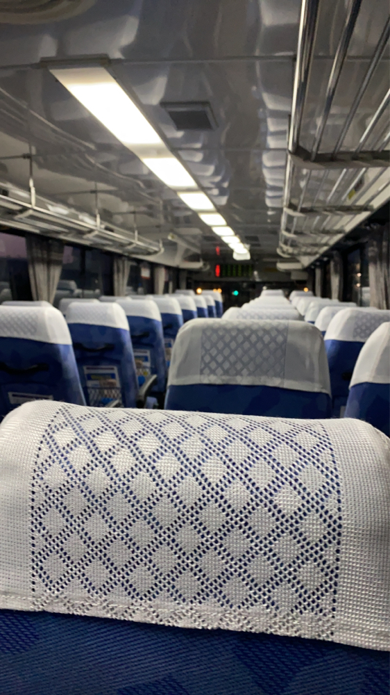 DRTコンプリート一期〜卒業の旅 前日土曜日