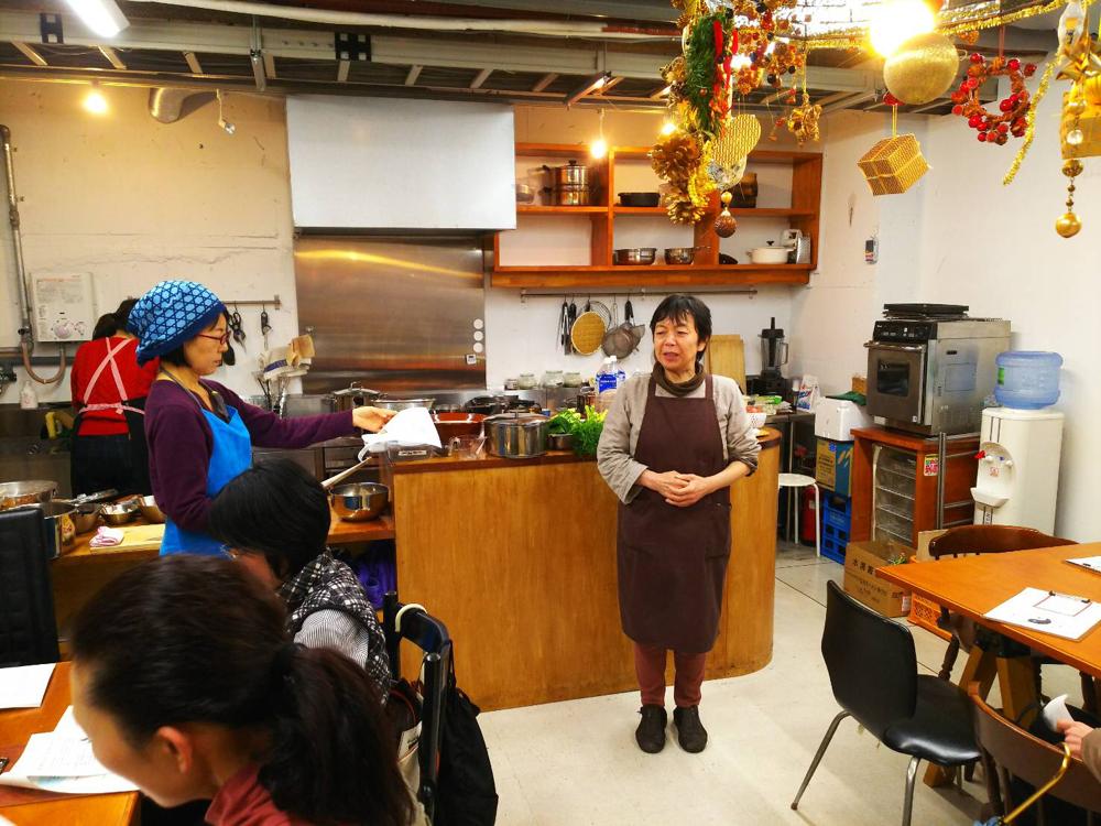 自然食工房めぐみのオーナー堀川さん|北九州市の整体・カイロプラクティック