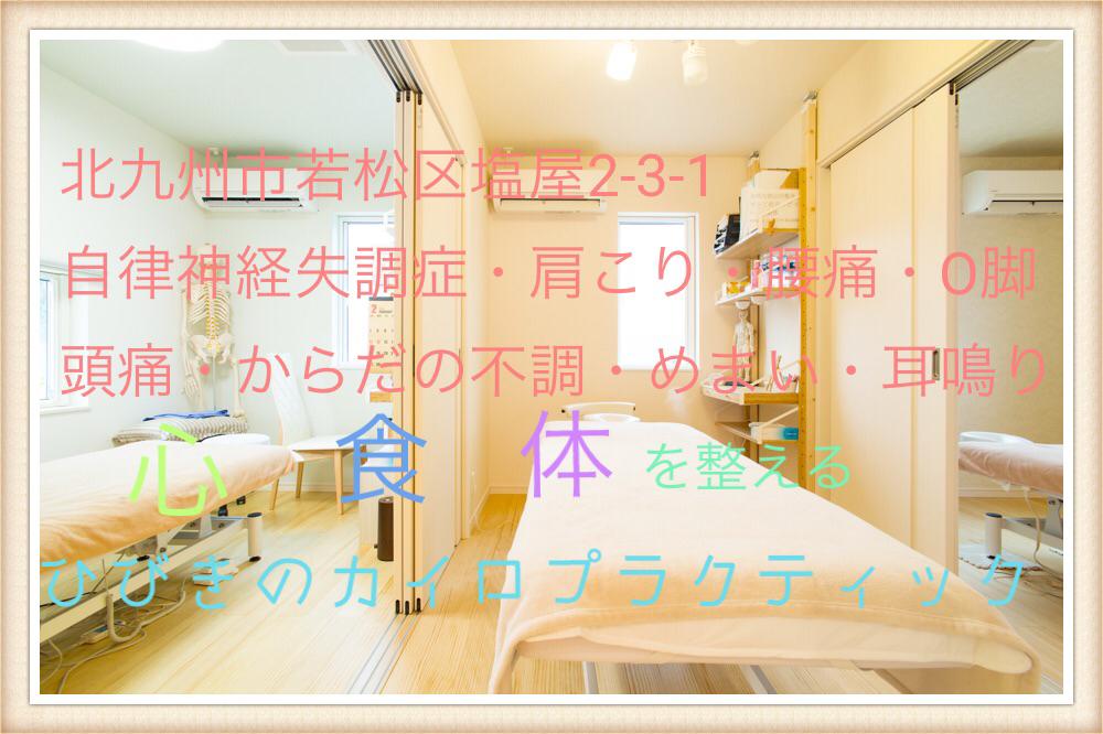 北九州市の整体・カイロプラクティック・動画 お店の紹介|ひびきのカイロプラクティック