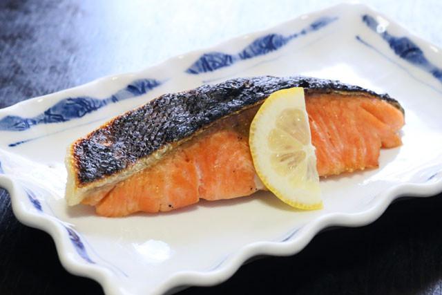 甘塩「焼き鮭」