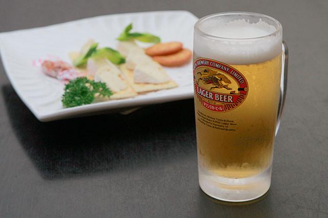 ビールバナー