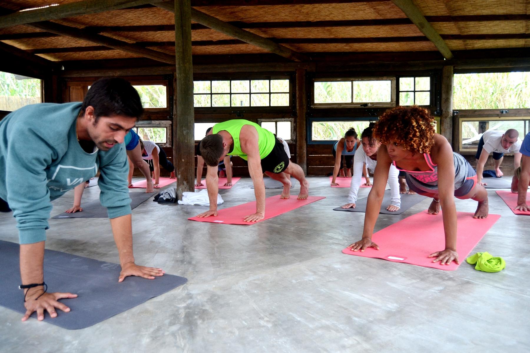 Star Pine Lodge - Qigong Trainingsraum