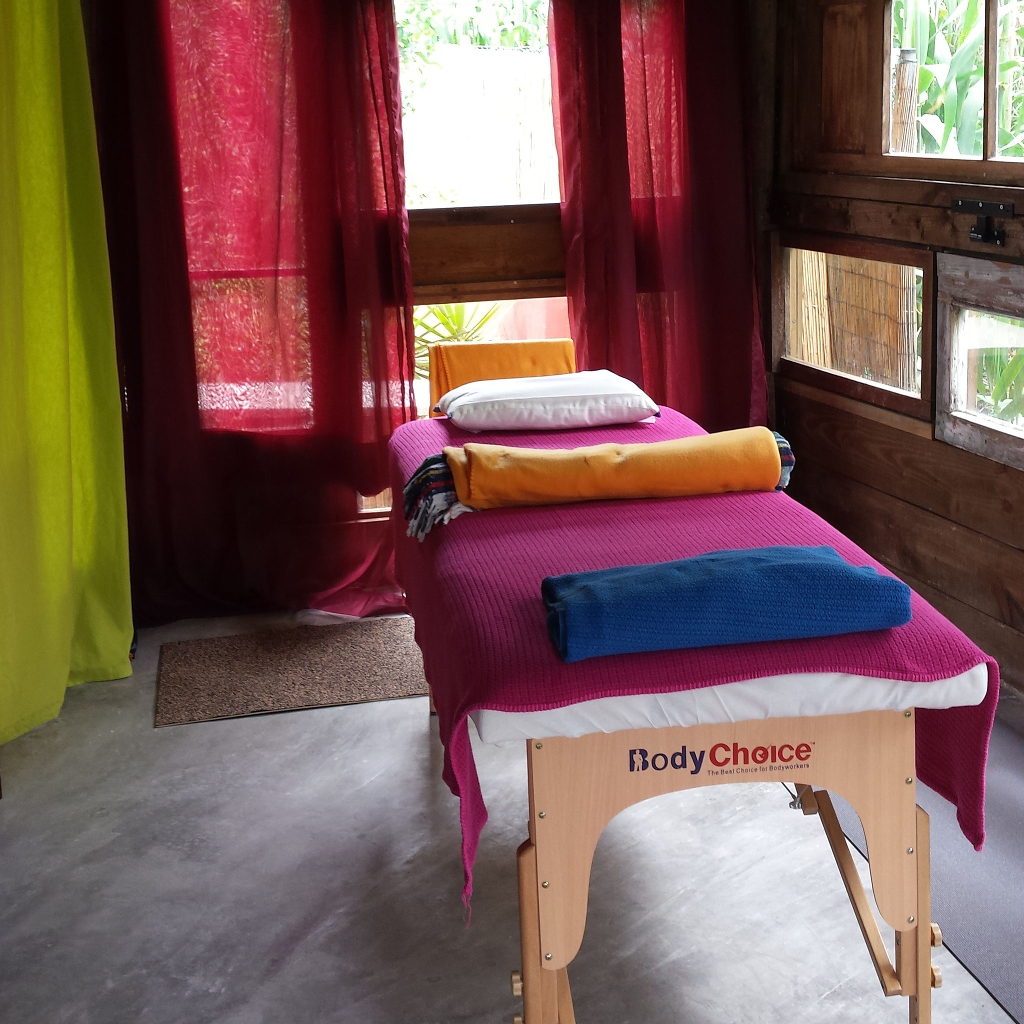 Star Pine Lodge - Kinesiologie Behandlungsraum