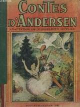 Livre Les Contes d' Andersen