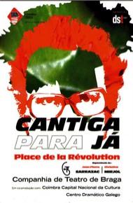 Affiche de Cantiga para Ja de Jean-Pierre Sarrazac et Christina Mirjol