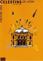 Affiche Théâtre des Célestins, Lyon