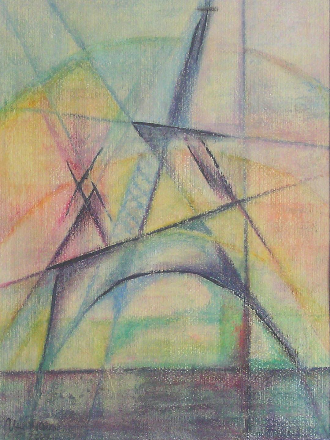Eifelturm (50 x 60)