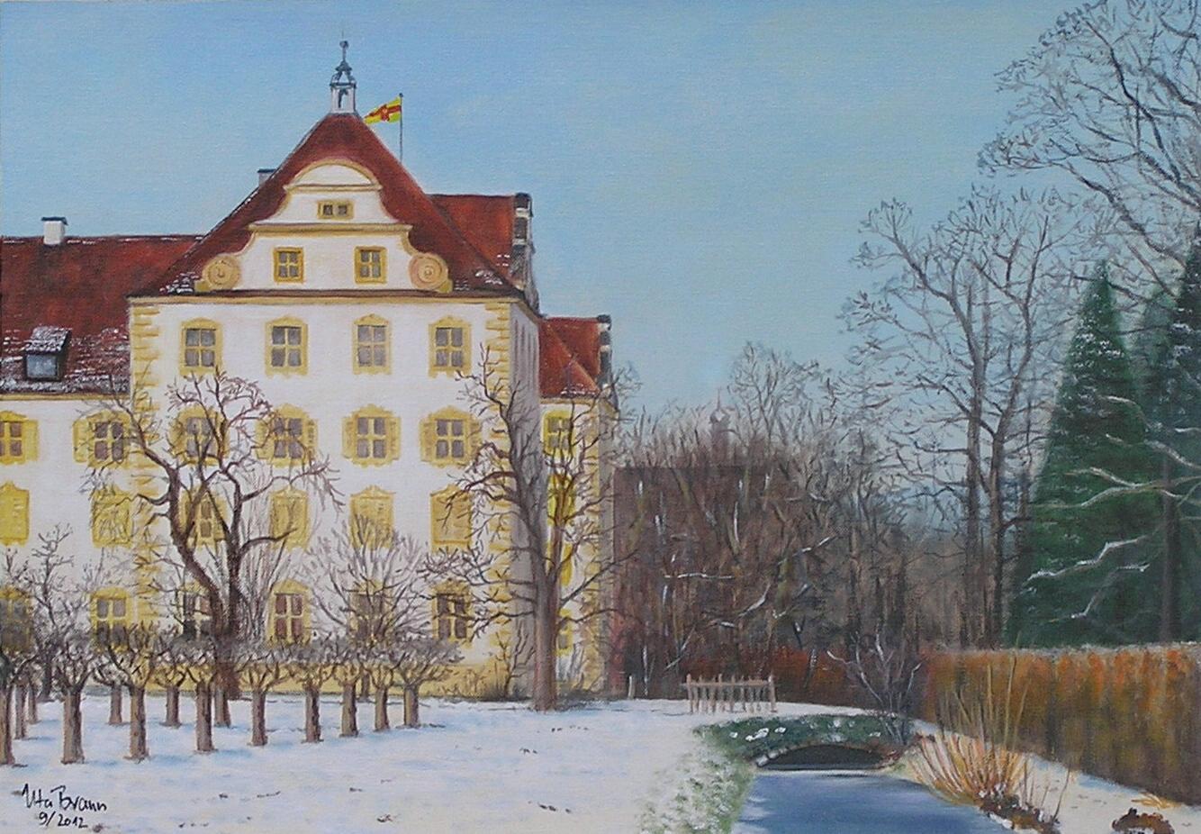 Winter, ade (50 x 70)