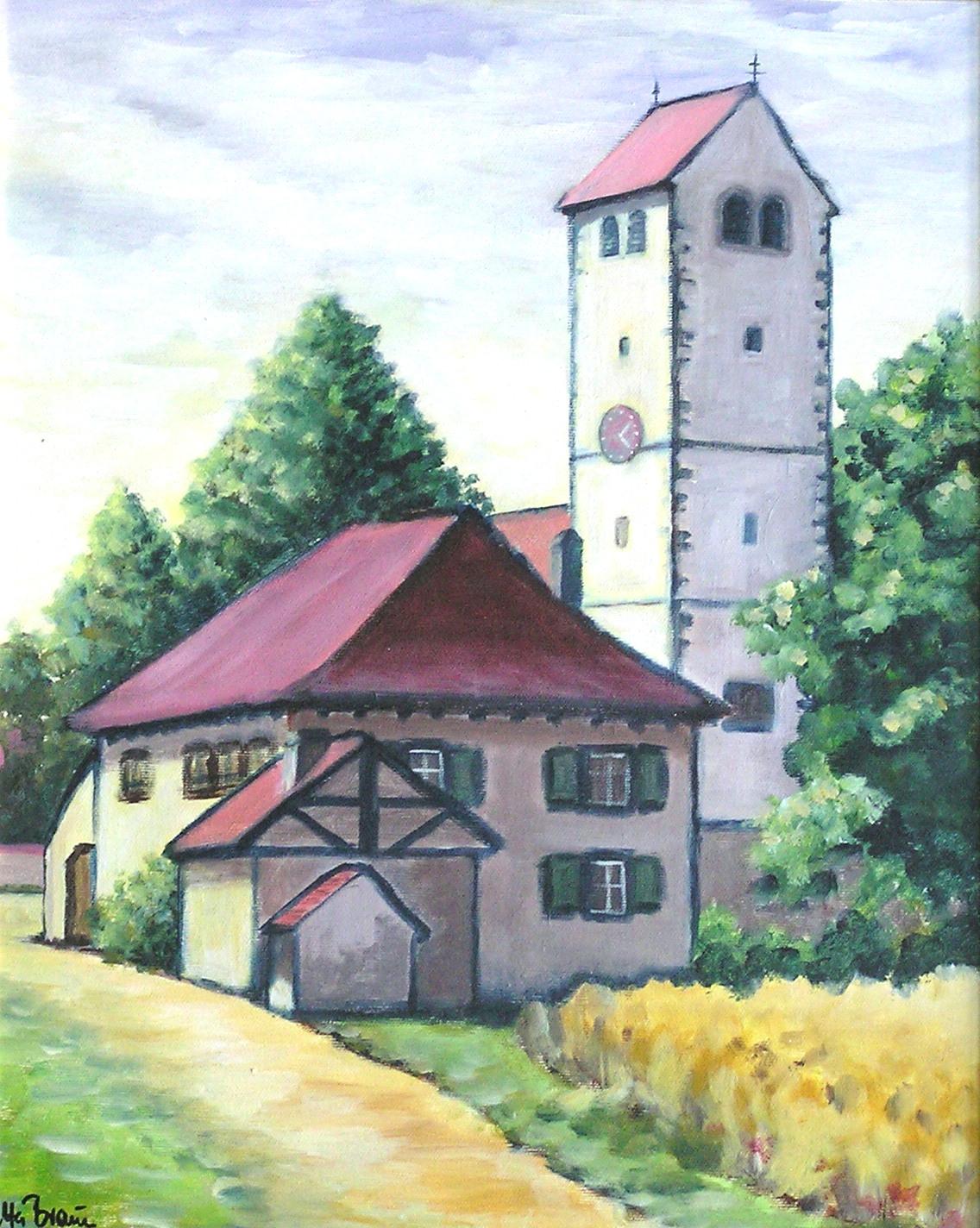 Seefelden (40 x 50)