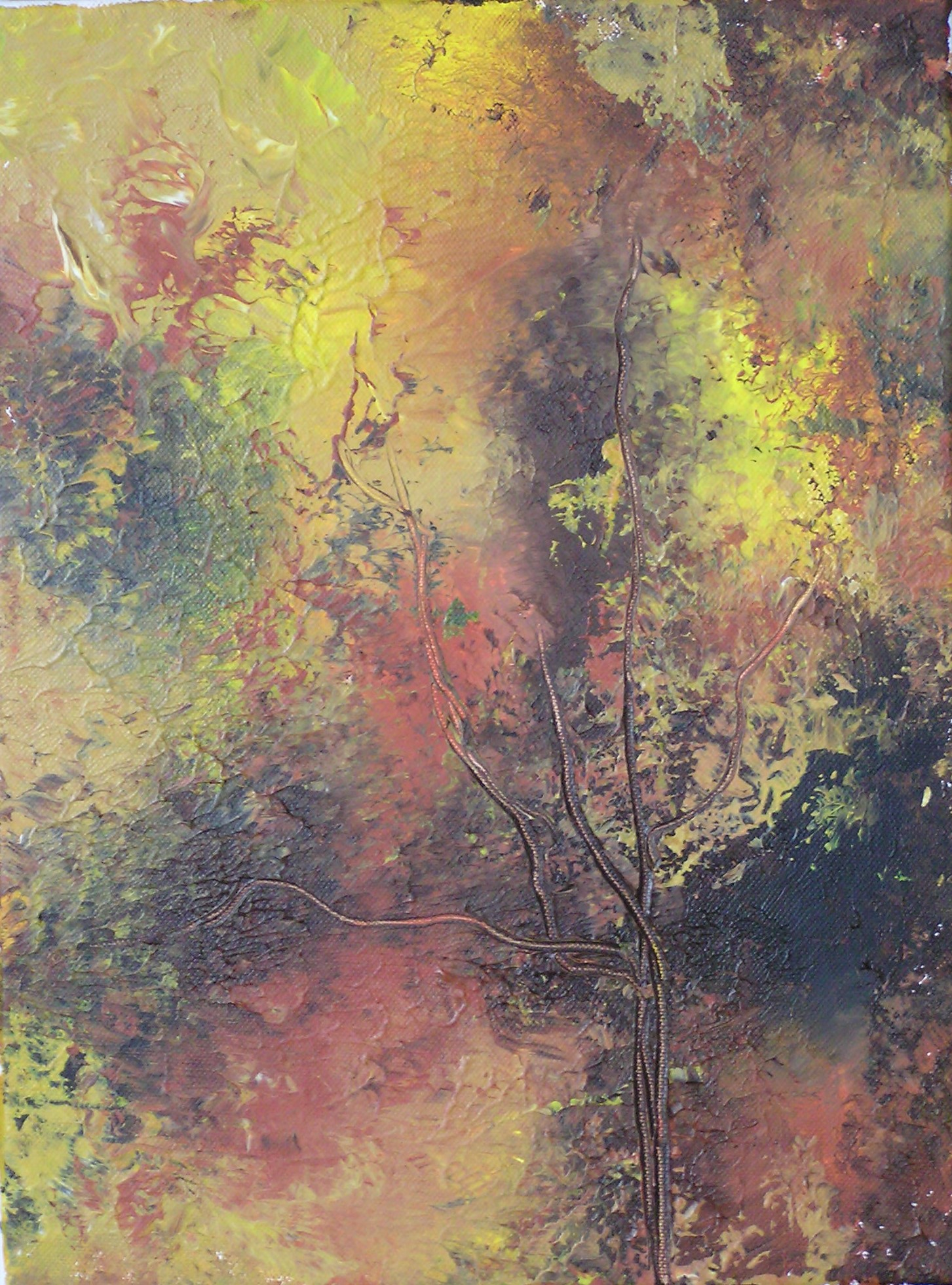 Herbstwind (30 x 40)
