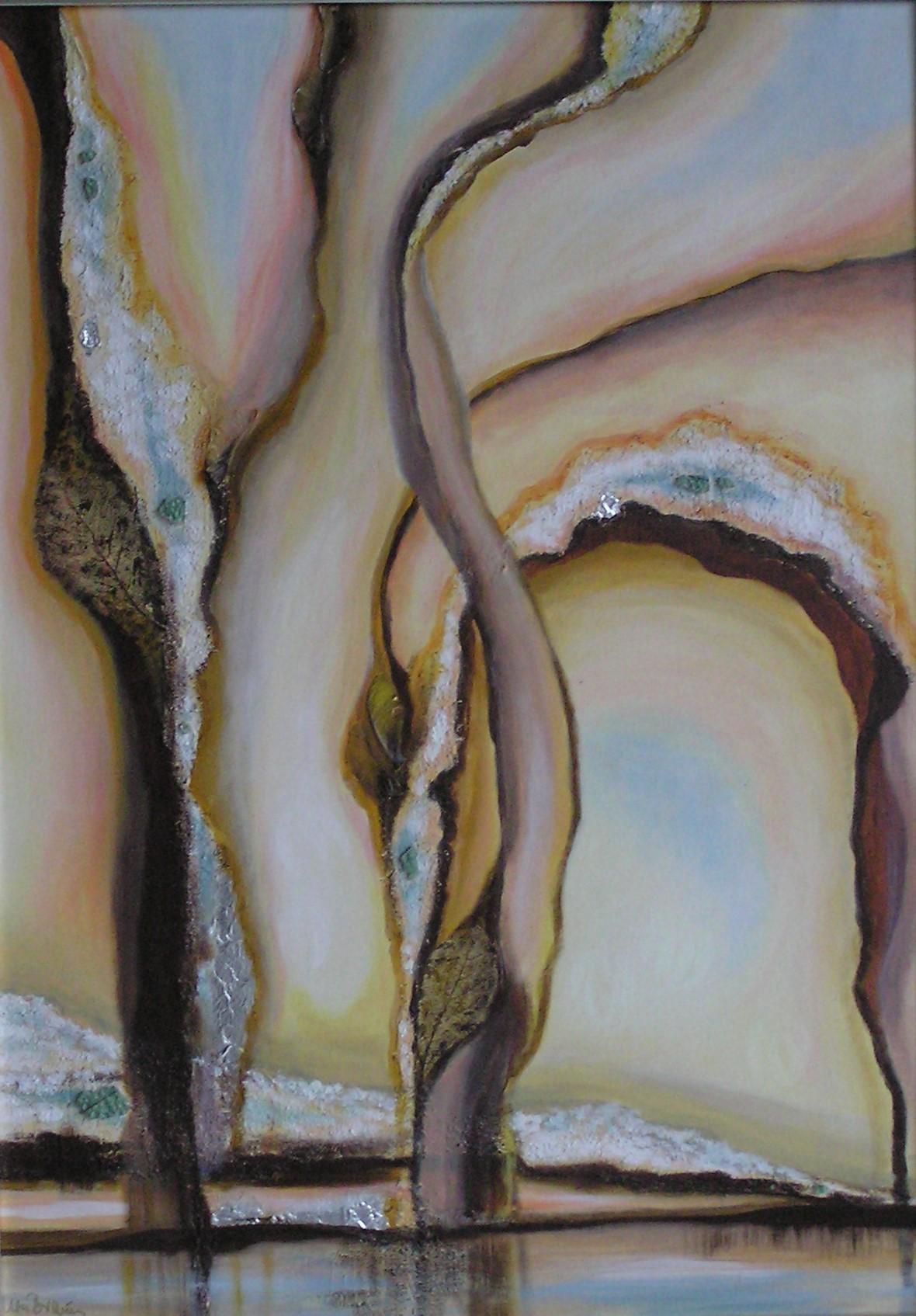Vom Eise befreit (50 x 70)
