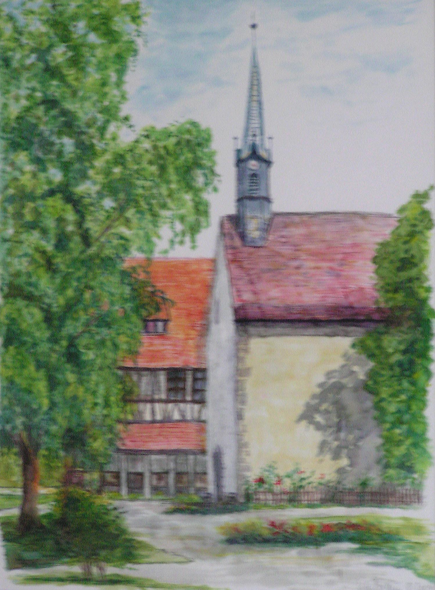 Unteruhldingen (40 x 50)