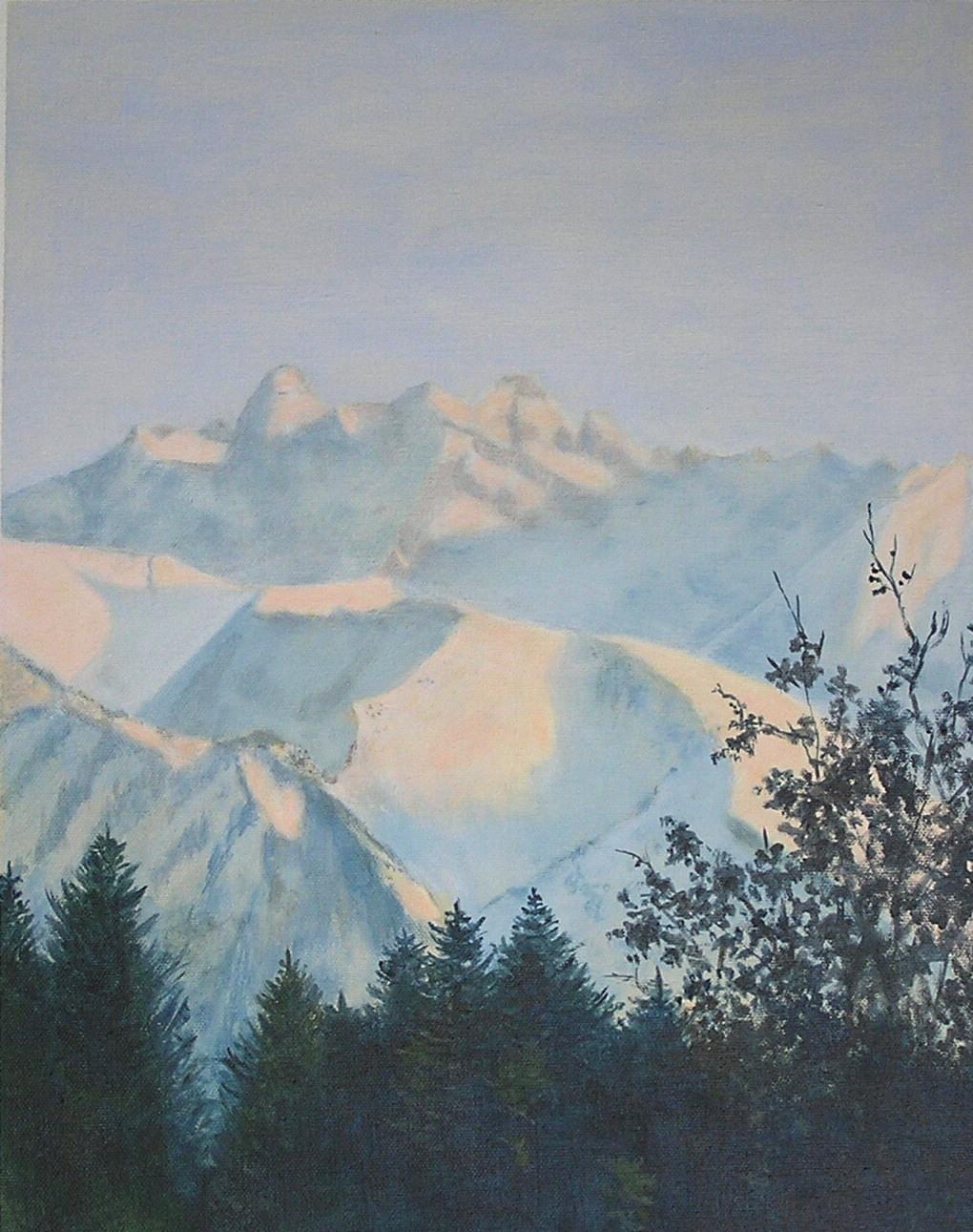 Bergfrieden (1)