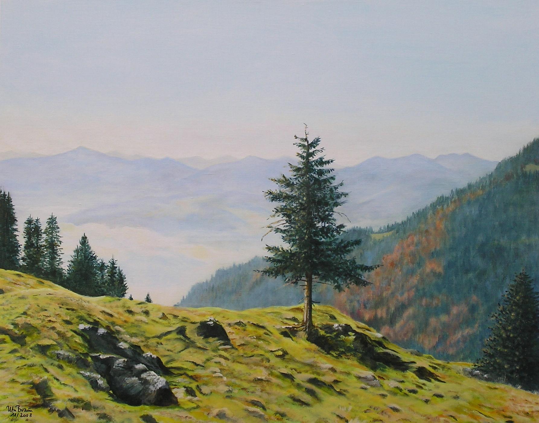 Höhensonne (100 x 80)