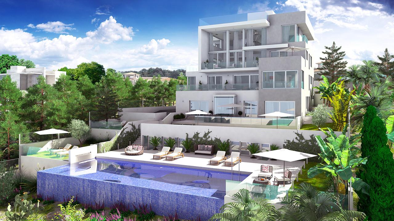 Apartmen Haus zum verkaufen in Italien ciprianishouses