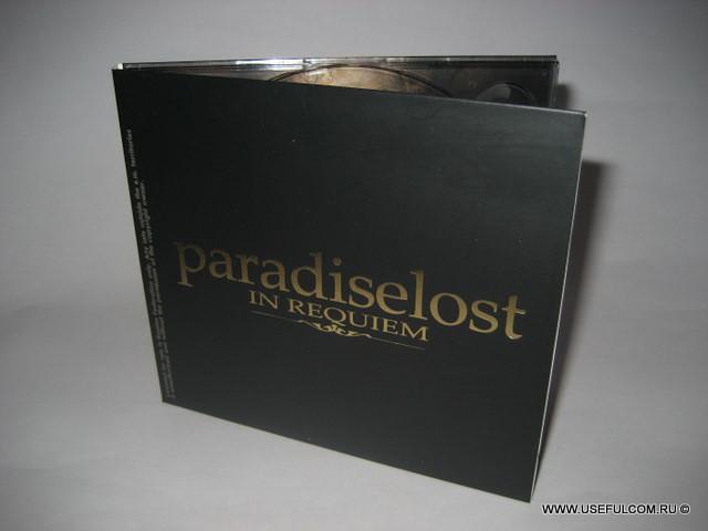 № 45 - Диджипак (DigiPak) CD формата