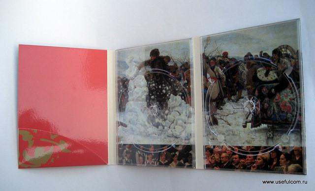 № 135 – Диджипак (DigiPak) DVD формата