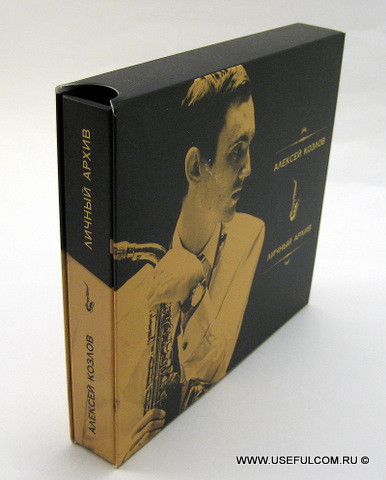 № 106 -  Медиа-бокс (MediaBox) CD формата + SlipCase