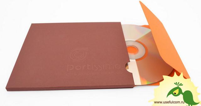 № 212 – ДискБоксСлайдер (Discbox Slider) CD формата