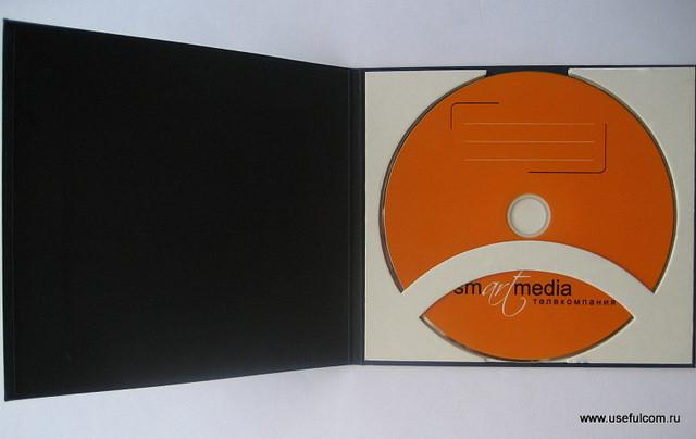 № 46 – ЭкоПак (Eco Pack) CD формата