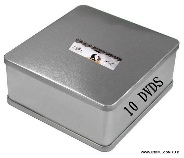 № 146 –  Тин-бокс (TinBox) квадратный CD формата