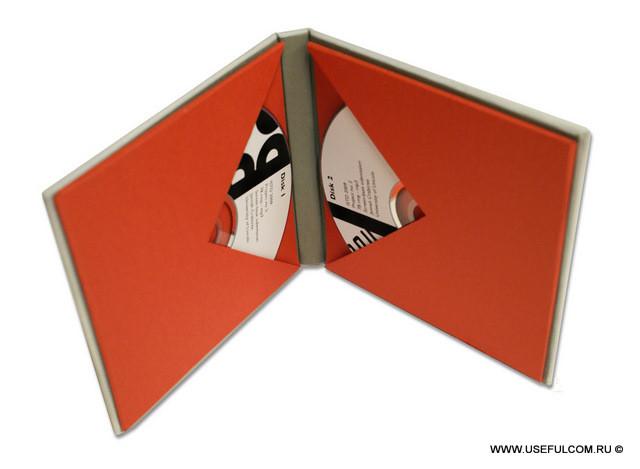 № 118 – Хардбэк (Hardback) CD формата