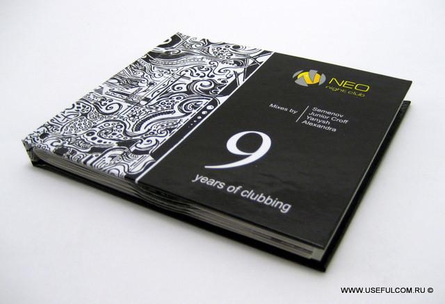 № 67 – Диджибук (DigiBook) CD формата