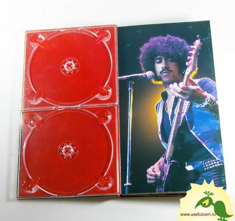 № 237 – Диджибук (DigiBook) удлиненного DVD формата