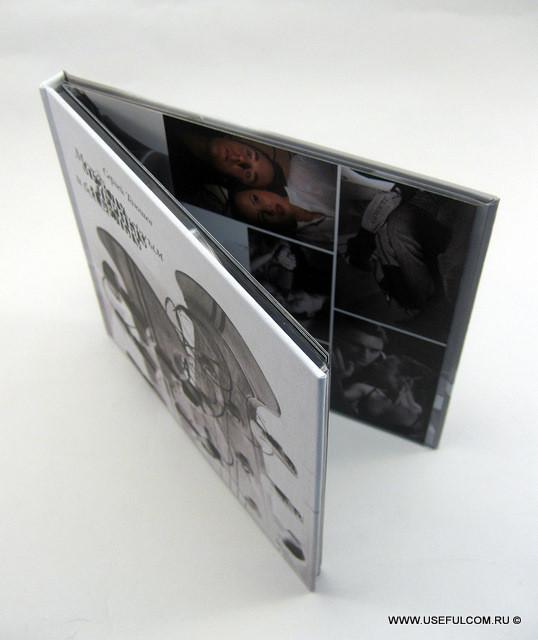 № 252 – Диджибук (DigiBook) СD формата