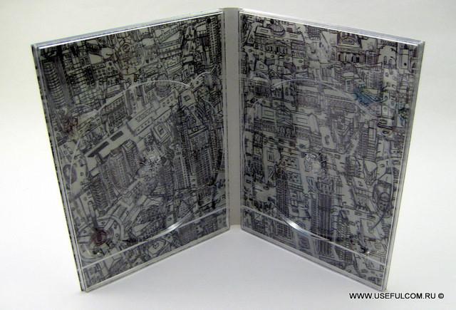 № 87 - Диджипак (DigiPak) DVD формата