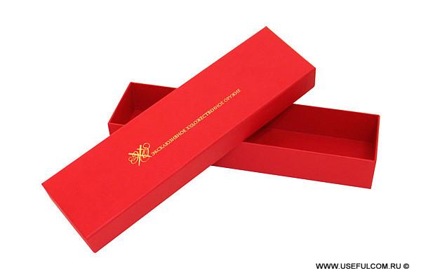 № 123 – Кашированная коробка, конструкция «крышка-дно»
